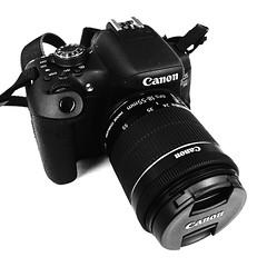 Canon T6i DSLR