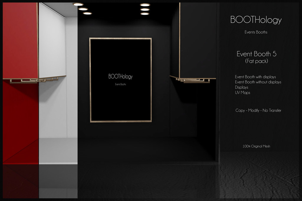 Bothology - Event Booth 5 Fatpack AD