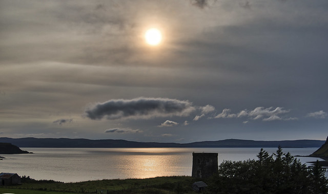 Uig Tower, Isle of Skye