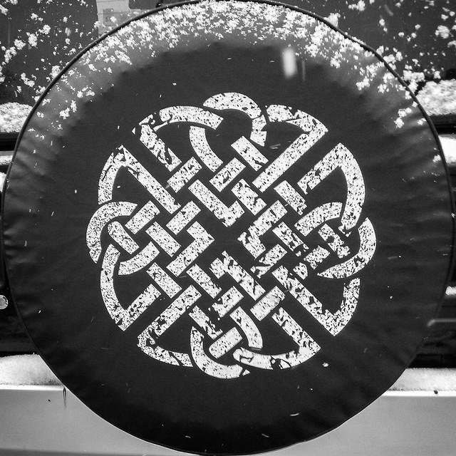 Jeep Tire cover