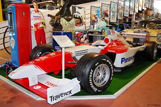 2003 Toyota TF 108 Formel 1 _a