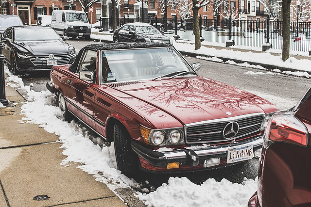 Classic in the Snow
