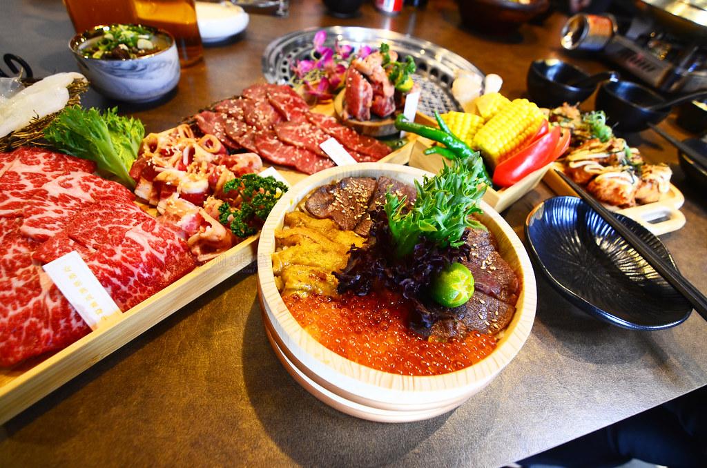 台中北屯日式燒肉店餐廳推薦-0002