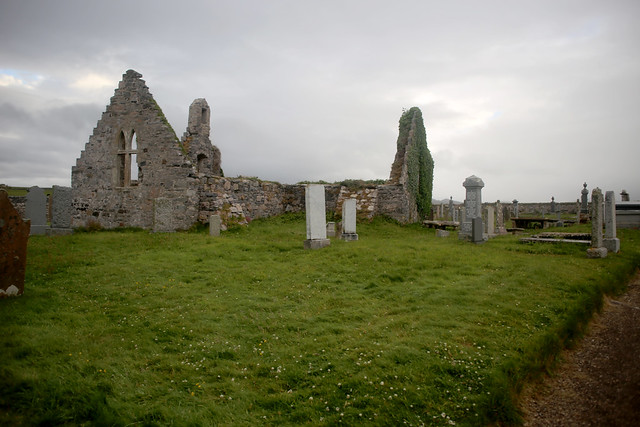 Balnakeil ruined church