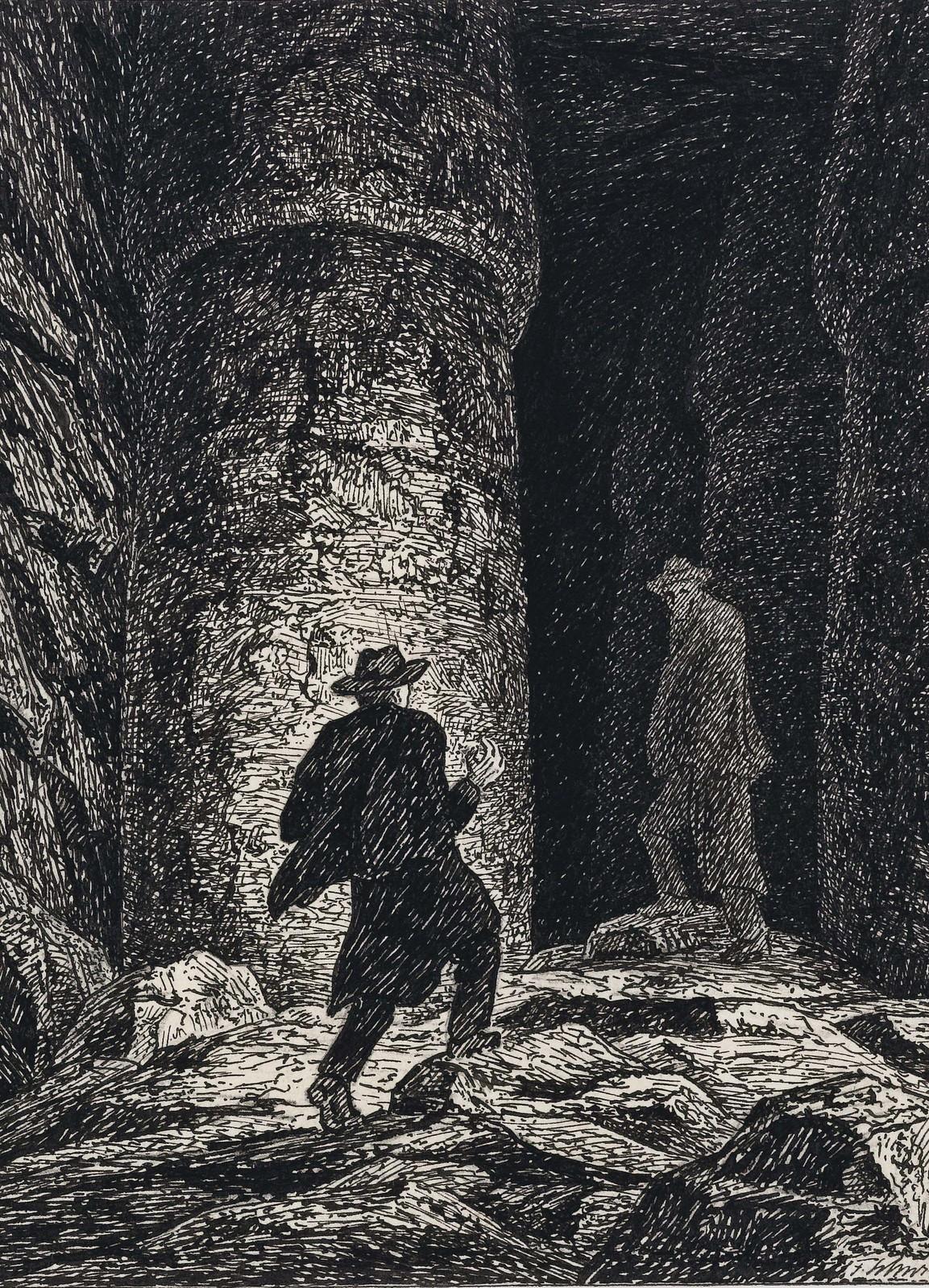 Fritz Schwimbeck - Doppelganger, 1919