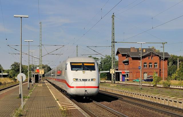 Eilsleben (bei Magdeburg), DB Fernverkehr 808 016