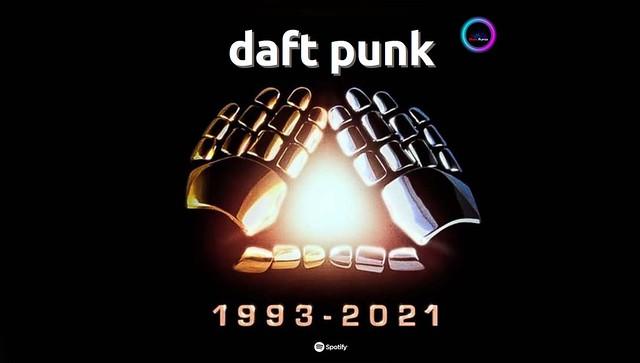 ⭐️ Daft punk 1993 - 2021 – Music Player ⭐️