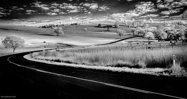 Country Road near Canowindra
