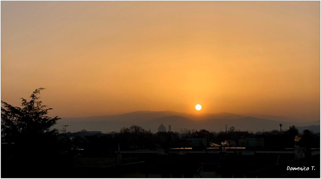 Il sole giallo di stamattina - The yellow sun of this morning