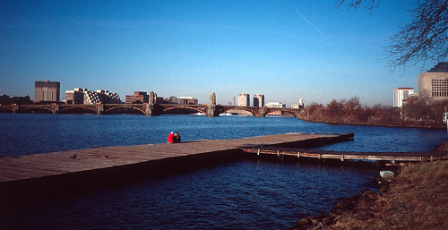 Charles River & Longfellow Bridge (1)