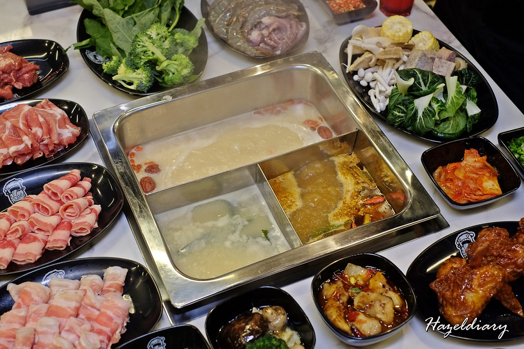 GoroGoro Steamboat & Korean Buffet @ The Centrepoint-2