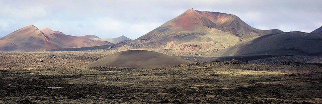 Not Mars, just Lanzarote