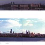 Панорама города с реки 001 PAPER600 [Вандюк Е.Ф.]