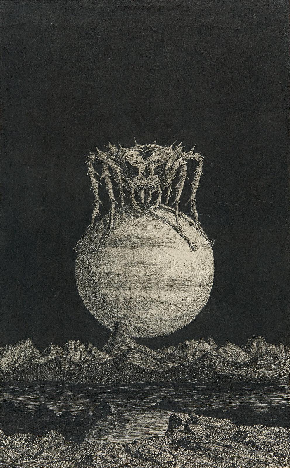 Fritz Schwimbeck - Eternity, 1910