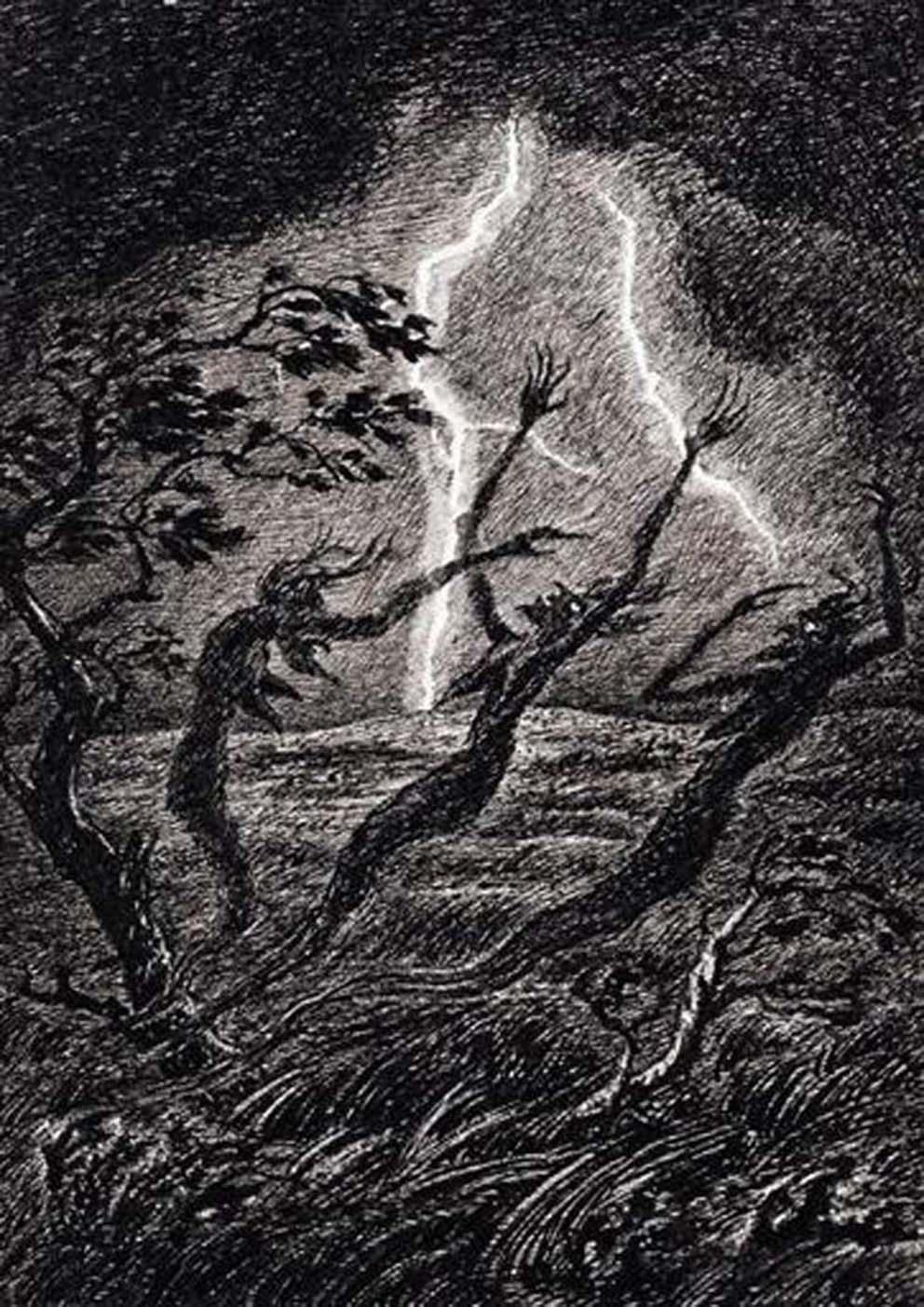 Fritz Schwimbeck - Macbeth, 1914
