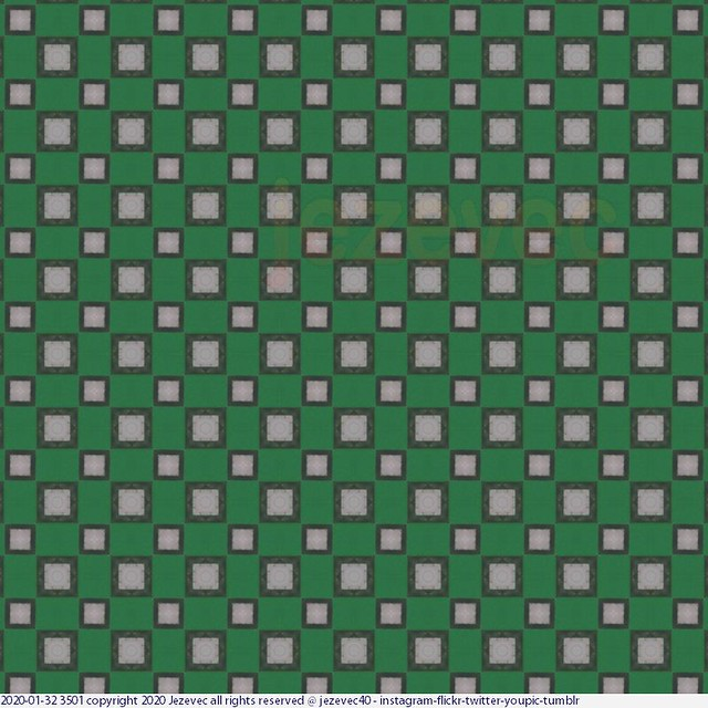 2020-01-32 3501 abstract art and graphic designs green
