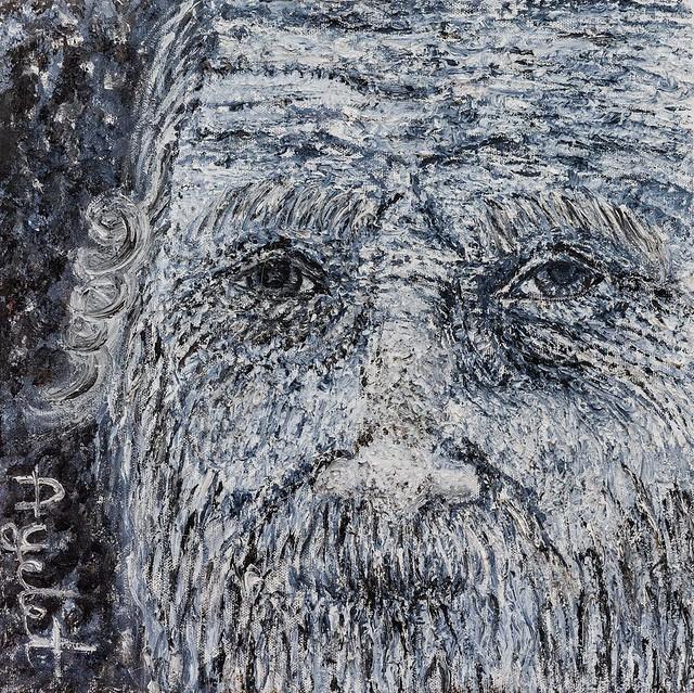 ayelet boker איילת בוקר אמנית פיגורטיבית ציירת פוינטליסטית יוצרת פוינטליזם
