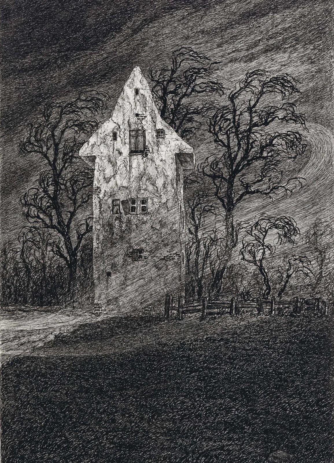 Fritz Schwimbeck - Untitled, 1917