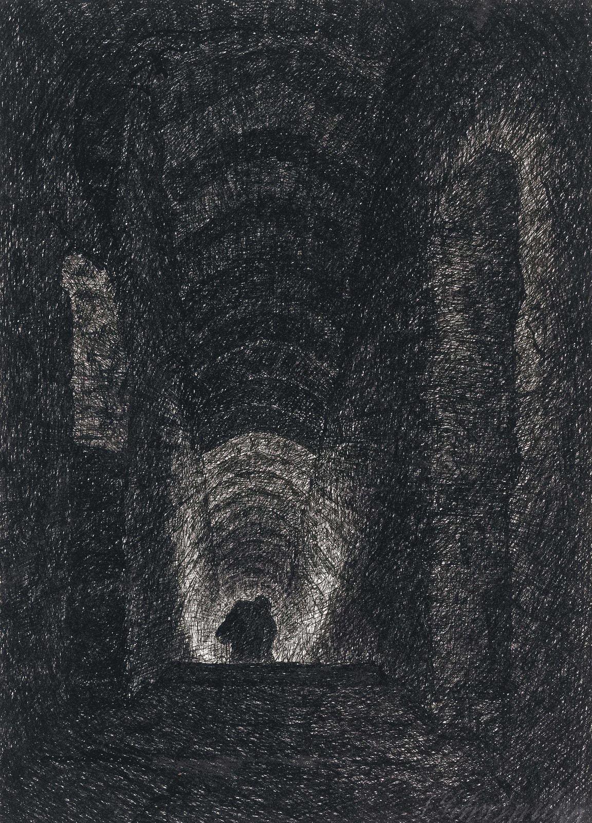 Fritz Schwimbeck - Golem, Dark Corridors