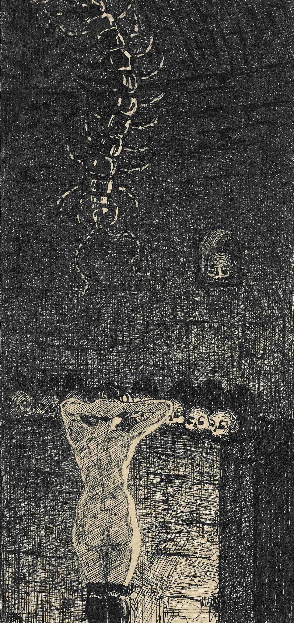Fritz Schwimbeck - Consecration, 1917