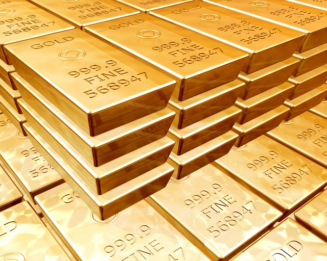 5939 The Dollar Rises Putting Pressure on Gold in 2021 01