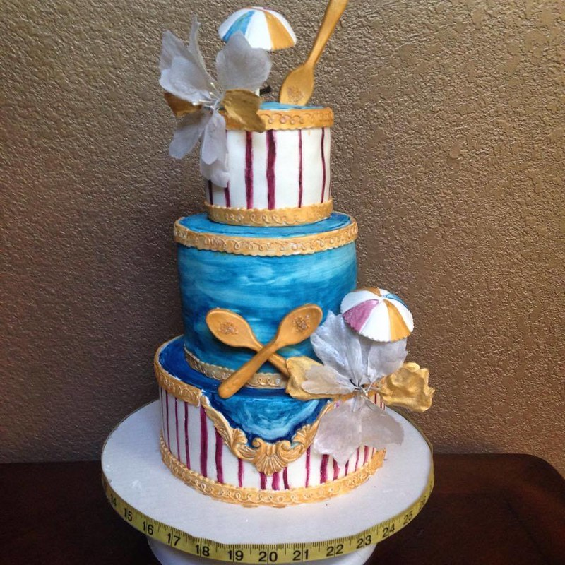 Cake by Sweet Creations