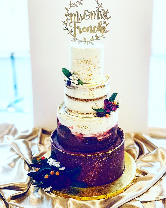 Cake by OH MY Ganache Sweets