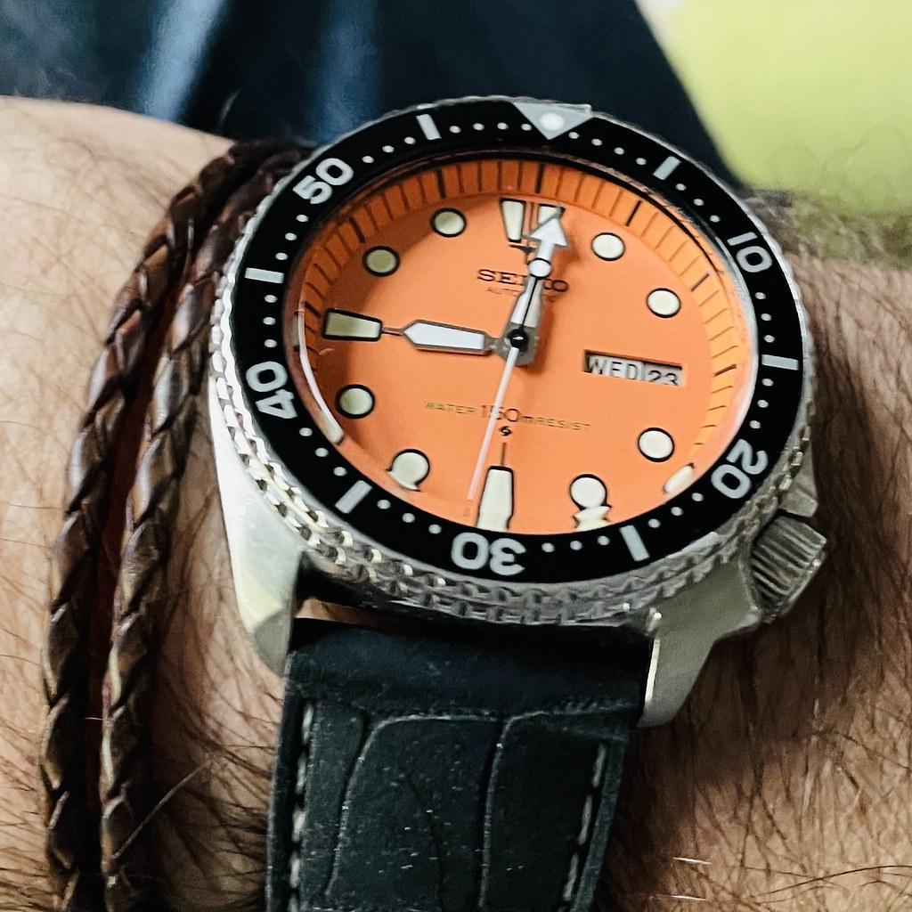 Seiko 6309 vintage divers watch