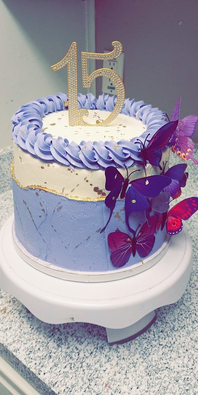 Cake by Imperial Sweets