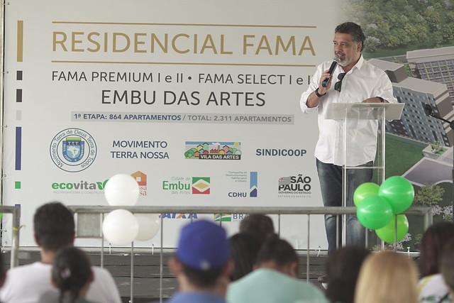 30-11-2019 - Embu das Artes - Residencial Fama - MCMV- Favio Amary