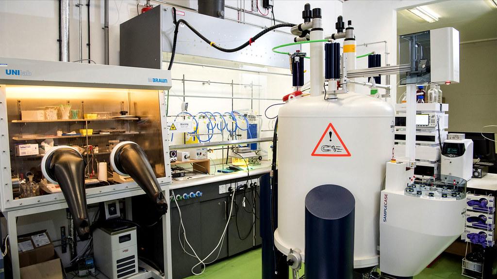 A catalysis lab