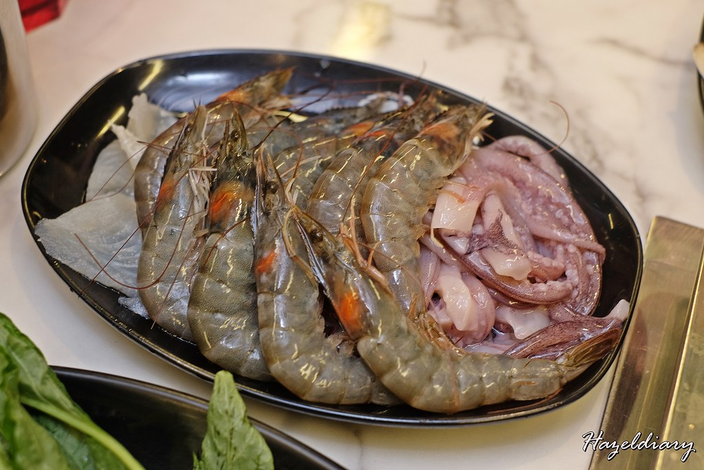 GoroGoro Steamboat & Korean Buffet @ The Centrepoint-Seafood