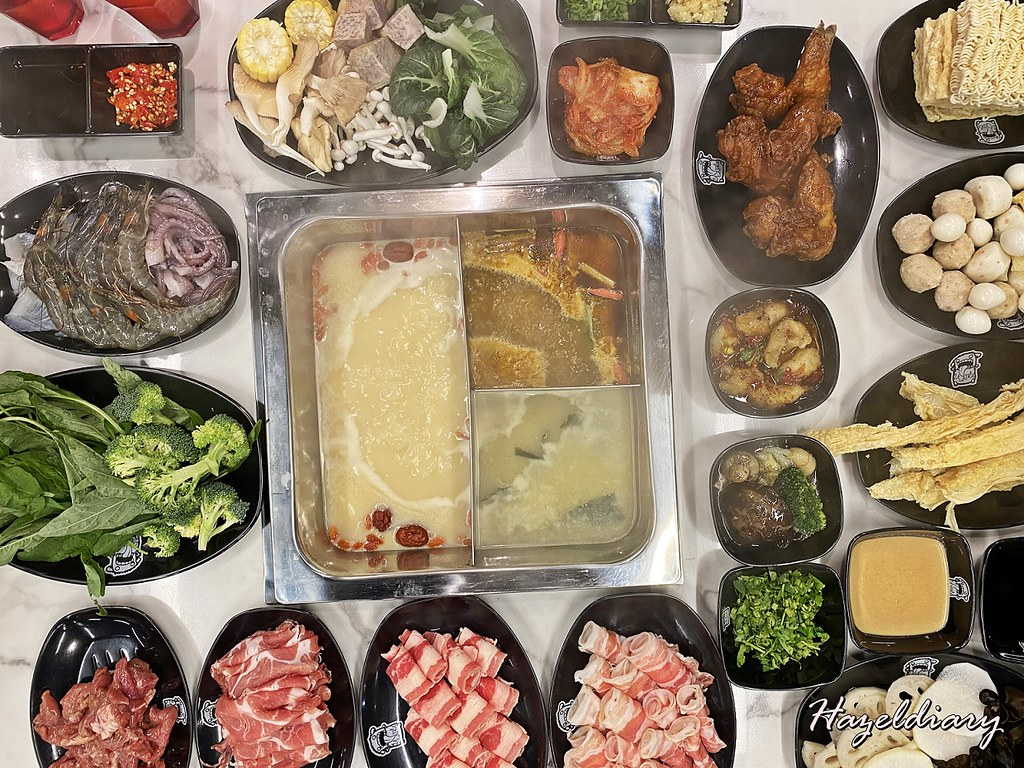 GoroGoro Steamboat & Korean Buffet @ The Centrepoint-1