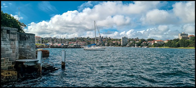 Clouds over Neutral Bay, Sydney