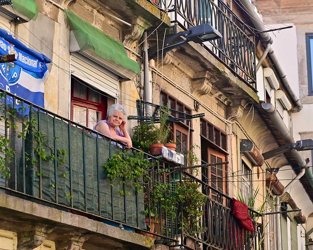 Barrio da Se, donde están algunas de las mejores calles de Oporto