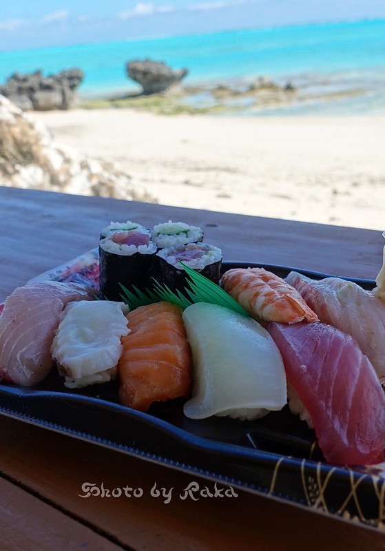Photo:2020-10-12_T@ka.の食べ飲み歩きメモ(ブログ版)_地魚寿司をリーズナブルにお持ち帰り出来ます【与論】大金久水産_05 By:Taka Logbook