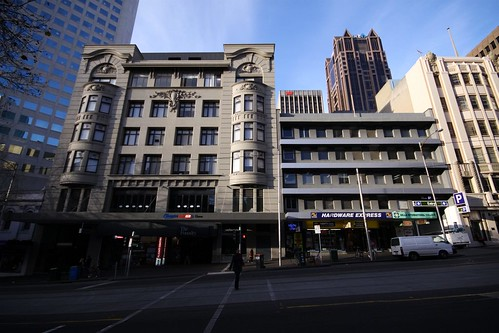 Apartments at 405 Bourke Street