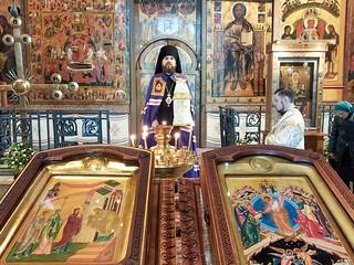 21.02.2021 | Божественая литургия в Софийском соборе