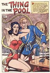 Mystery Tales #16 / splash panel
