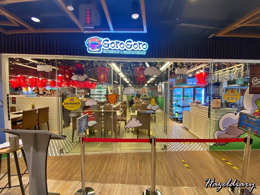 GoroGoro Steamboat & Korean Buffet @ The Centrepoint-4