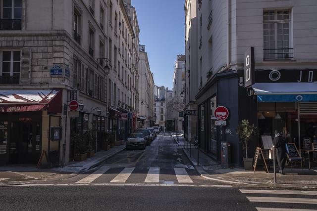 Paris, février 2021.