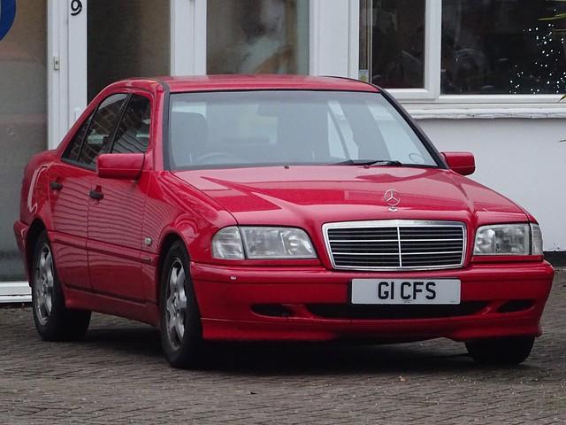 1999 Mercedes Benz C230 Kompressor Sport