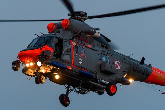 PZL W-3 WARM Anaconda - Polish Navy