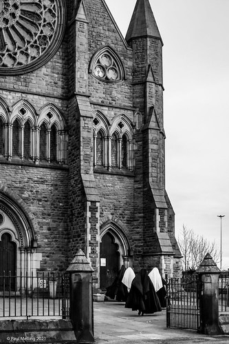 St Walburge's Church Preston | by @pjmimages