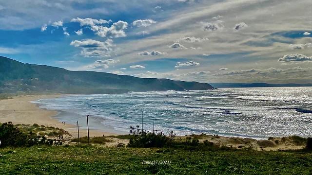 Playa de Doniños (II).