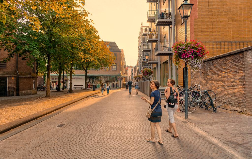 Jansplein, Arnhem.