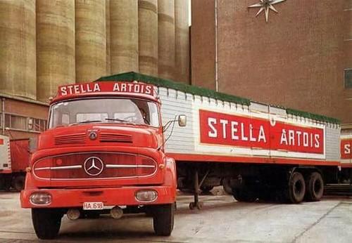 Mercedes-Benz Stella Artois