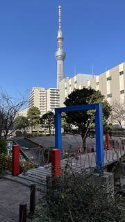 東京スカイツリーと ...