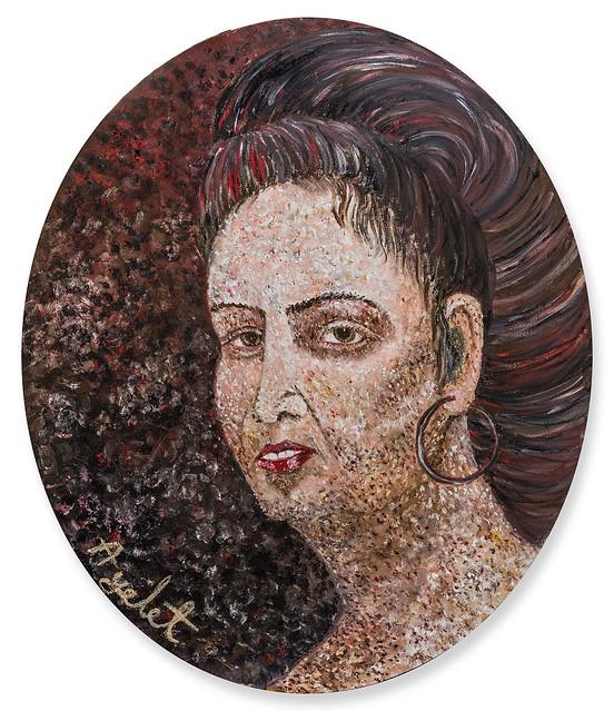 ayelet boker איילת בוקר היוצרת האמנית המודרנית הישראלית העכשווית הפמניסטית