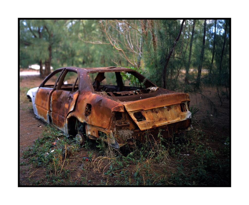 rust and revelations